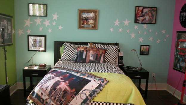 "EXTREME MAKEOVER HOME EDITION - ""Tom Family,"" - Boy's Bedroom, on ""Extreme Makeover Home Edition,"" Sunday, November 6th on the ABC Television Network."