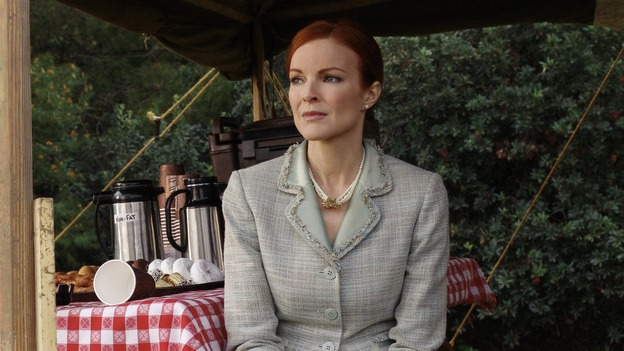 "DESPERATE HOUSEWIVES - ""CHILDREN WILL LISTEN "" (ABC/DANNY FELD) MARCIA CROSS"