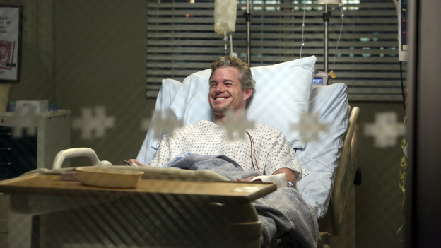 "GREY'S ANATOMY - ""Remember the Time"" - (ABC/DANNY FELD)ERIC DANE"