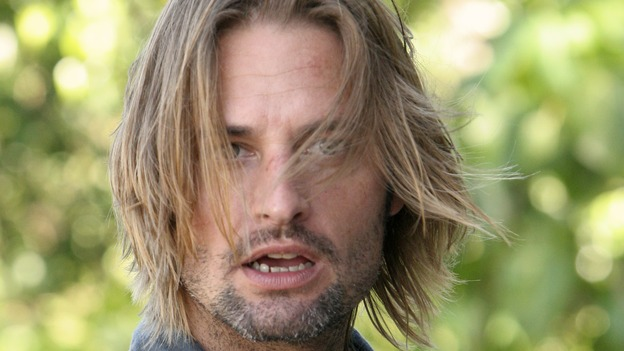 "LOST - ""Expos"" - Hurley begins to suspect that Sawyer may be involved in an island mystery surrounding two fellow survivors, and Sun learns the truth about her past kidnapping attempt by ""The Others,"" on ""Lost,"" WEDNESDAY, MARCH 28 (10:00-11:00 p.m., ET), on the ABC Television Network. (ABC/MARIO PEREZ)JOSH HOLLOWAY"