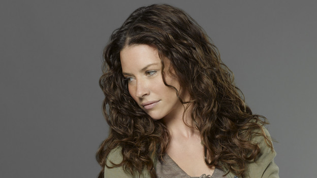 LOST - ABC's &quot;Lost&quot; stars Evangeline Lilly as Kate. (ABC/BOB D'AMICO)
