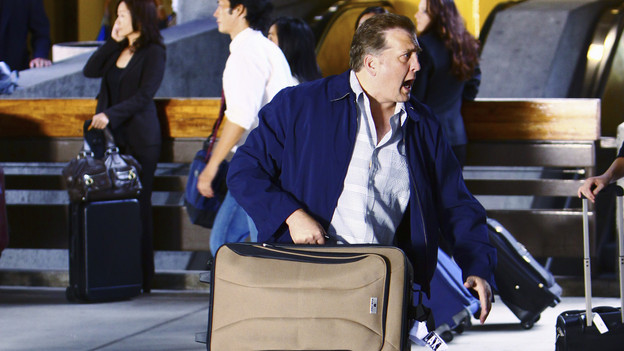 "LOST - ""What Kate Does"" - Kate finds herself on the run, while Jack is tasked with something that could endanger a friend's life, on ""Lost,"" TUESDAY, FEBRUARY 9 (9:00-10:00 p.m., ET) on the ABC Television Network. (ABC/MARIO PEREZ) DANIEL ROEBUCK"