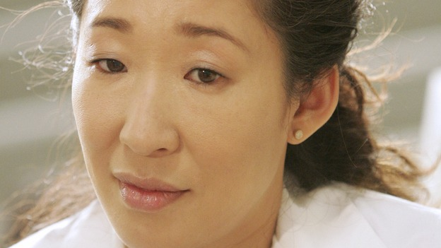  GREY'S ANATOMY - &quot;Kung Fu Fighting&quot; (ABC/VIVIAN ZINK)SANDRA OH