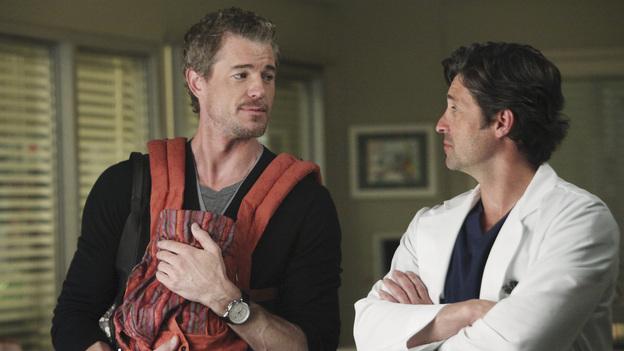 Grey's Anatomy Anatomía 7x21
