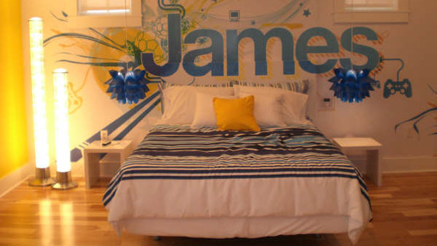 "EXTREME MAKEOVER HOME EDITION - ""Westbrook Family,"" - Boy's Bedroom, on ""Extreme Makeover Home Edition,"" Sunday, April 22nd on the ABC Television Network."