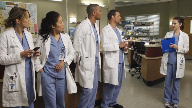 Grey's Anatomy Anatomía 8x03