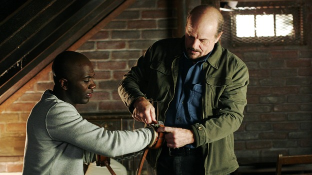 "DESPERATE HOUSEWIVES - ""One More Kiss"" (ABC/RON TOM)NASHAWN KEARSE, MICHAEL IRONSIDE"