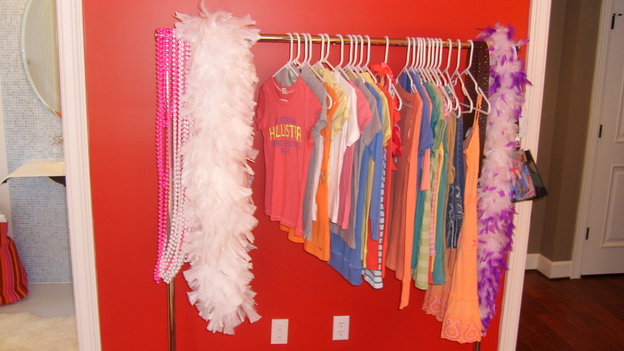 "EXTREME MAKEOVER HOME EDITION - ""Tate Family,"" -  Girl's Bedroom Detail, on ""Extreme Makeover Home Edition,"" Sunday, March 4th on the ABC Television Network."
