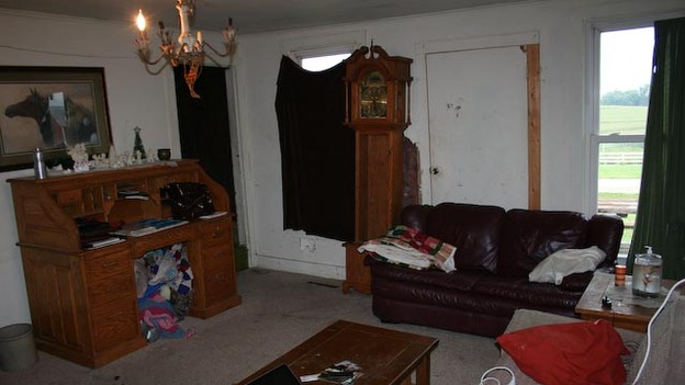 "EXTREME MAKEOVER HOME EDITION - ""Gibbs Family,"" - Before Picture,                  on   ""Extreme Makeover Home Edition,"" Friday, January 6th                     (8:00-10:00   p.m.  ET/PT) on the ABC    Television   Network."