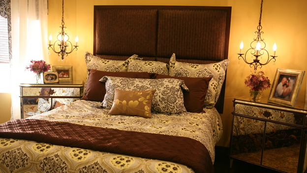 "EXTREME MAKEOVER HOME EDITION - ""Usea Family,"" -  Master Bedroom, on ""Extreme Makeover Home Edition,"" Sunday, May 18th on the ABC Television Network."