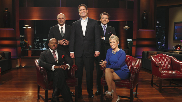 SHARK TANK - &quot;Episode 202&quot; - Season Two of &quot;Shark Tank&quot; promises to make TV history with the Sharks offering over $10 million in investment deals to bankroll a creative array of innovative entrepreneurs. This season, high tech billionaire entrepreneur Mark Cuban and successful comedian and self-made businessman Jeff Foxworthy jump into the Tank to appear separately in the show's nine episodes. The Season Premiere, &quot;Episode 202,&quot; airs FRIDAY, MARCH 25 (8:00-9:00 p.m., ET) on ABC. (ABC/CRAIG SJODIN)DAYMOND JOHN, KEVIN O'LEARY, MARK CUBAN, ROBERT HERJAVEC, BARBARA CORCORAN