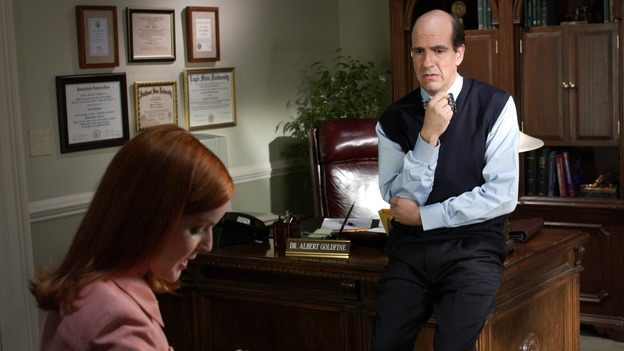 "DESPERATE HOUSEWIVES - ""AH, BUT UNDERNEATH"" (ABC/RON TOM) MARCIA CROSS, SAM LLOYD"