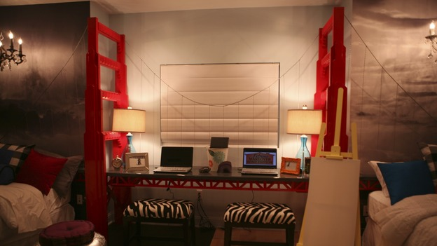 EXTREME MAKEOVER HOME EDITION - &quot;Riojas Family,&quot; - Boys' Bedroom, on &quot;Extreme Makeover Home Edition,&quot; Sunday, March 8th on the ABC Television Network.