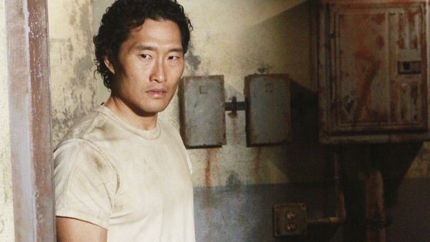 "LOST - ""Happily Ever After"" - Desmond wakes up to discover he's back on the island, on ""Lost,"" TUESDAY, APRIL 6 (9:00-10:02 p.m., ET) on the ABC Television Network. (ABC/MARIO PEREZ)DANIEL DAE KIM"