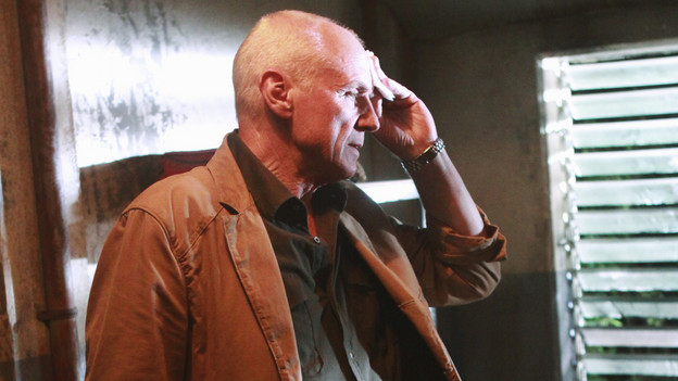 "LOST - ""Happily Ever After"" - Desmond wakes up to discover he's back on the island, on ""Lost,"" TUESDAY, APRIL 6 (9:00-10:02 p.m., ET) on the ABC Television Network. (ABC/MARIO PEREZ)ALAN DALE"
