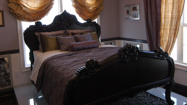 "EXTREME MAKEOVER HOME EDITION - ""Augustin Family,"" - Master Bedroom, on ""Extreme Makeover Home Edition,"" Sunday, March 1st on the ABC Television Network."