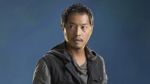LOST - Ken Leung stars as Charlotte Lewis on ABC's &quot;Lost.&quot; (ABC/BOB D'AMICO)