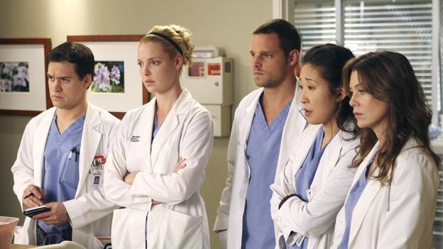 Anatomía de Grey Grey's Anatomy 3x11