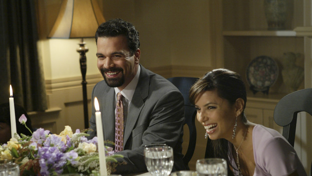 "DESPERATE HOUSEWIVES - ""PRETTY LITTLE PICTURE"" (ABC/DANNY FELD)RICARDO ANTONIO CHAVIRA, EVA LONGORIA"