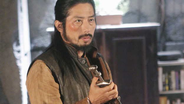 "LOST - ""Sundown"" - Sayid is faced with a difficult decision, and Claire sends a warning to the temple inhabitants, on ""Lost,"" TUESDAY, MARCH 2 (9:00-10:00 p.m., ET) on the ABC Television Network. (ABC/MARIO PEREZ)HIROYUKI SANADA"