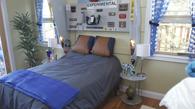 EXTREME MAKEOVER HOME EDITION - &quot;Sears Family,&quot; - Boy's Bedroom, on &quot;Extreme Makeover Home Edition,&quot; Sunday, January 23rd on the ABC Television Network.