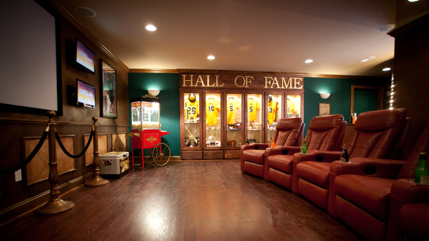 EXTREME MAKEOVER HOME EDITION - &quot;Hall Family,&quot; - Living Room Picture, on &quot;Extreme Makeover Home Edition,&quot; Sunday, April  17th    (8:00-9:00 p.m. ET/PT) on the ABC Television Network.