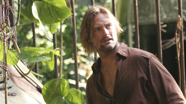 LOST -- &quot;Lost&quot; - awarded the 2005 Emmy and 2006 Golden Globe for best drama series - is back for a third season of action-packed mystery and adventure that will continue to bring out the very best and the very worst in the people who are lost. In the season premiere episode, &quot;A Tale of Two Cities,&quot; Jack, Kate and Sawyer begin to discover what they are up against as prisoners of &quot;The Others.&quot; The season premiere airs WEDNESDAY, OCTOBER 4 (9:00-10:01 p.m., ET), on the ABC Television Network. (ABC/MARIO PEREZ)JOSH HOLLOWAY