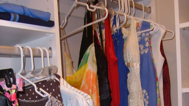 EXTREME MAKEOVER HOME EDITION - &quot;Tate Family,&quot; -  Closet, on &quot;Extreme Makeover Home Edition,&quot; Sunday, March 4th on the ABC Television Network.