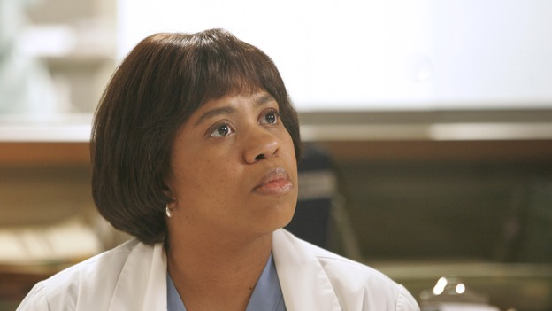 "GREY'S ANATOMY - ""Haunt You Every Day"" (ABC/VIVIAN ZINK)CHANDRA WILSON"