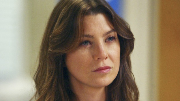 GREY'S ANATOMY - &quot;Great Expectations&quot; - While rumors of the Chief's departure spread among the hospital staff, Bailey proposes the creation of a free clinic, and a Seattle Grace doctor receives a proposal of a different sort, on &quot;Grey's Anatomy,&quot; THURSDAY, JANUARY 25 (9:00-10:01 p.m., ET) on the ABC Television Network. (ABC/SCOTT GARFIELD)ELLEN POMPEO
