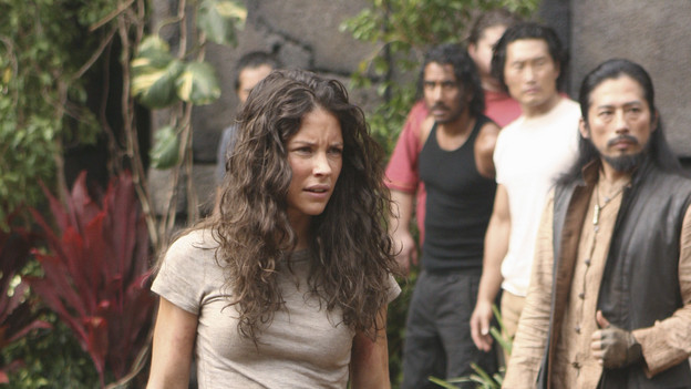 "LOST - ""What Kate Does"" - Kate finds herself on the run, while Jack is tasked with something that could endanger a friend's life, on ""Lost,"" TUESDAY, FEBRUARY 9 (9:00-10:00 p.m., ET) on the ABC Television Network. (ABC/MARIO PEREZ)EVANGELINE LILLY, KEN LEUNG (OBSCURED), NAVEEN ANDREWS, JORGE GARCIA, DANIEL DAE KIM, KIROUKI SANADA"