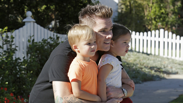 "CELEBRITY WIFE SWAP - ""Coolio/Mark McGrath"" - The wife and girlfriend of two of the biggest names in '90s music swap lives and homes for one week, on ""Celebrity Wife Swap,"" TUESDAY, MARCH 5 (8:00-9:00 p.m., ET) on the ABC Television Network. (ABC/DAVE BENTLEY)LYDON MCGRATH, MARK MCGRATH, HARTLEY MCGRATH"
