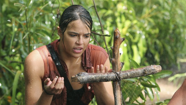 "LOST - ""Lockdown"" (ABC/MARIO PEREZ)MICHELLE RODRIGUEZ"