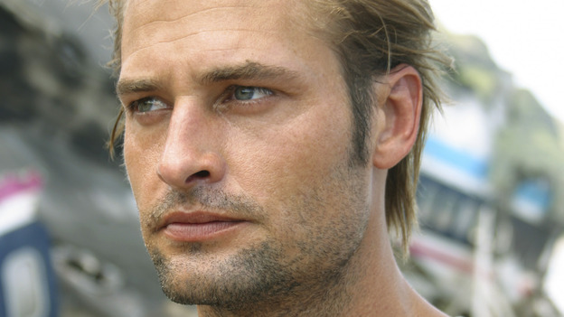 100474_8779 -- LOST - &quot;PILOT&quot; (ABC/MARIO PEREZ)JOSH HOLLOWAY