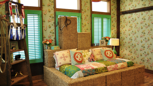 "EXTREME MAKEOVER HOME EDITION - ""Williams Family,"" - Hayloft Room, on ""Extreme Makeover Home Edition,"" Sunday, May 16th (8:00-9:00 p.m. ET/PT) on the ABC Television Network."