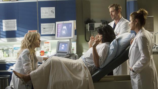 Grey's Anatomy Anatomía 7x13