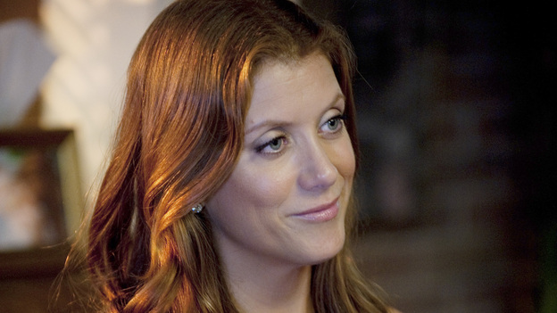 "PRIVATE PRACTICE - ""Aftershock"" - Addison settles into her new life after making a decision between Jake and Sam; Violet fears the worst when Pete doesn't show up to his preliminary court hearing; and Charlotte swears Cooper to secrecy when she receives shocking news. Meanwhile, Amelia celebrates one year of sobriety and Sheldon rekindles a romance with his ex-wife, on the sixth-season premiere of ""Private Practice,"" TUESDAY, SEPTEMBER 25 (10:00-11:00 p.m., ET) on the ABC Television Network. (ABC/COLLEEN HAYES)KATE WALSH"