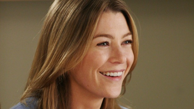 "GREY'S ANATOMY - ""Damage Case"" -- The interns deal with a family involved in a car accident, Derek lets his emotions get the best of him, and Burke and Izzie make a new suggestion to Denny, on ""Grey's Anatomy,"" SUNDAY, MAY 7 (10:00-11:00 p.m., ET) on the ABC Television Network. (ABC/RON TOM)ELLEN POMPEO"
