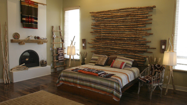 "EXTREME MAKEOVER HOME EDITION - ""Piestewa Family,"" - Master Bedroom, on ""Extreme Makeover Home Edition,"" Sunday, May 22nd on the ABC Television Network."