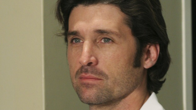 "GREY'S ANATOMY - ""It's the End of the World (As We Know It)""(ABC/KAREN NEAL)PATRICK DEMPSEY"
