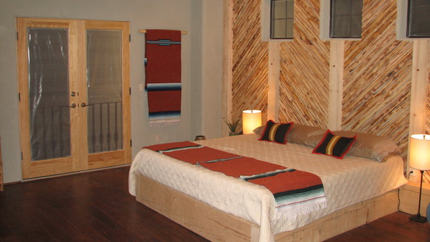 "EXTREME MAKEOVER HOME EDITION - ""Martinez Family,"" - Master Bedroom, on ""Extreme Makeover Home Edition,"" Sunday, April 27th on the ABC Television Network."