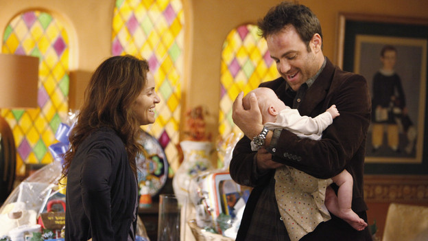 PRIVATE PRACTICE - &quot;The Way We Were&quot; - Violet is physically recovering from her violent attack at home, but the emotional trauma she suffers from isn't going away, despite the best efforts of Pete and her other friends to help. Meanwhile, Addison and Naomi try to mend their tension-filled relationship, as Sam and Cooper treat a father, who has allegedly attacked his family, after he is stabbed by his wife, on &quot;Private Practice,&quot; THURSDAY, OCTOBER 8 (10:01-11:00 p.m., ET) on the ABC Television Network. (ABC/KAREN NEAL)AMY BRENNEMAN, PAUL ADELSTEIN