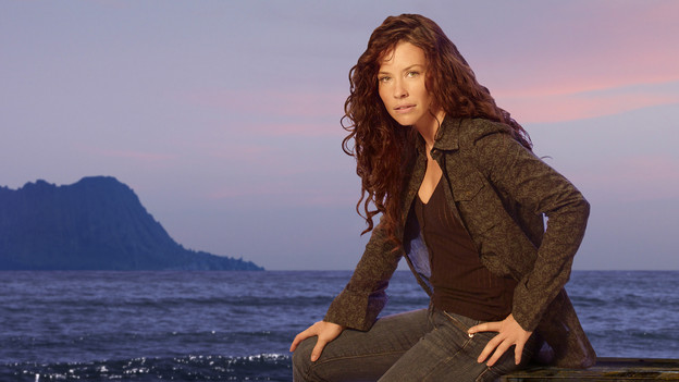 "LOST - ABC's ""Lost"" stars Evangeline Lilly as Kate. (ABC/BOB D'AMICO)"