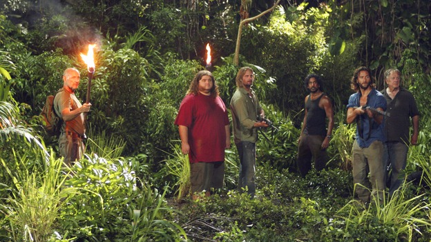 "LOST - ""The Beginning of the End"" - Awarded the 2005 Emmy and 2006 Golden Globe for Best Drama Series, ""Lost"" returns for its fourth season of action-packed mystery and adventure -- that will continue to bring out the very best and the very worst in the people who are lost. The season premiere of ""Lost"" airs on THURSDAY, JANUARY 31 (9:00-10:00 p.m., ET), on the ABC Television Network.  (ABC/MARIO PEREZ)TERRY O'QUINN, JORGE GARCIA, JOSH HOLLOWAY, NAVEEN ANDREWS, HENRY IAN CUSICK, SAM ANDERSON"