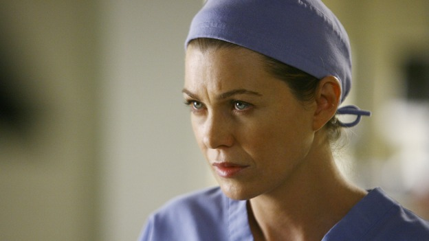 "GREY'S ANATOMY - ""Rise Up"" - Dr. Meredith Grey, on ""Grey's Anatomy,"" THURSDAY, NOVEMBER 6 (9:00-10:01 p.m., ET) on the ABC Television Network. (ABC/SCOTT GARFIELD) ELLEN POMPEO"