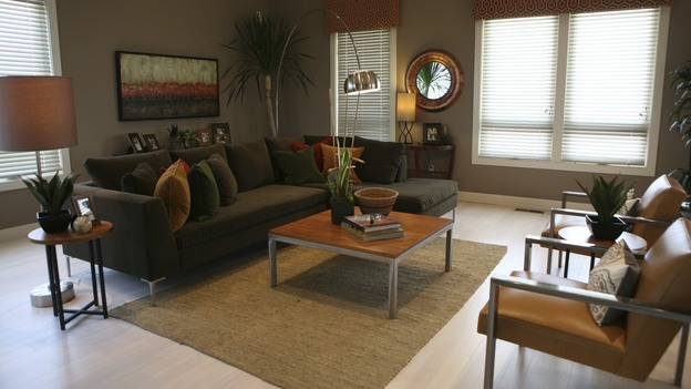 "EXTREME MAKEOVER HOME EDITION - ""Gomez Family,"" - Living Room  Picture,  on   ""Extreme Makeover Home Edition,"" Sunday, October 2nd     (8:00-9:00   p.m.  ET/PT) on the ABC Television Network."