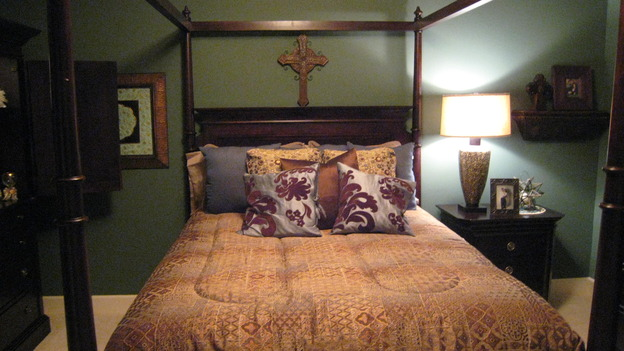 EXTREME MAKEOVER HOME EDITION - &quot;Jacobo Family&quot; - Master Bedroom, on &quot;Extreme Makeover Home Edition,&quot; Sunday, May 13th on the ABC Television Network.