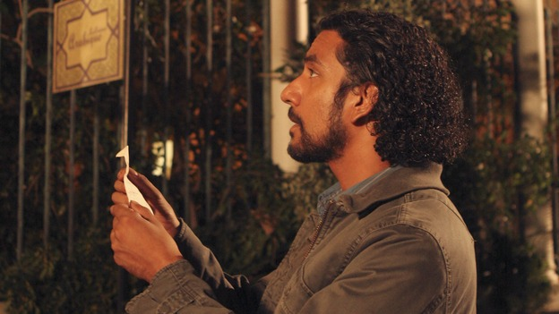"LOST - ""Enter 77"" - Locke, Sayid and Kate investigate a strange structure and its mysterious inhabitant. Meanwhile, Sawyer competes in a ping-pong competition to get back his belongings, on ""Lost,"" WEDNESDAY, MARCH 7 (10:00-11:00 p.m., ET), on the ABC Television Network. (ABC/MARIO PEREZ)NAVEEN ANDREWS"