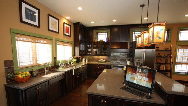 "EXTREME MAKEOVER HOME EDITION - ""Grommesh Family,"" - Kitchen Picture,  on ""Extreme Makeover Home Edition,"" Sunday, January 2nd (8:00-9:00 p.m.  ET/PT) on the ABC Television Network."