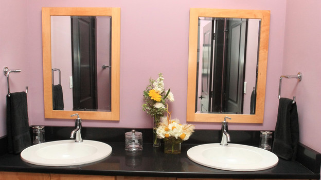 "EXTREME MAKEOVER HOME EDITION - ""Lampe Family,"" - Bathroom Picture,    on ""Extreme Makeover Home Edition,"" Sunday, January 9th (8:00-9:00 p.m.    ET/PT) on the ABC Television Network."